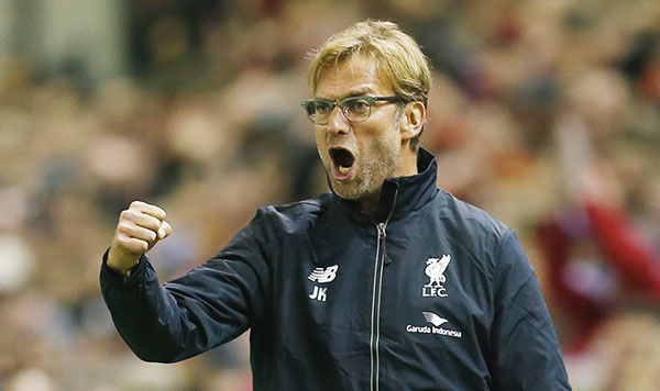 Klopp Grabs First Win At Liverpool