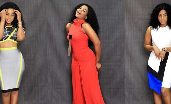 [PHOTOS] Actress Benedicta Gafah Slays In New Promo Photos
