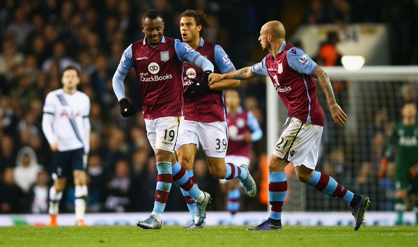 Supporters of Aston Villa Want Jordan Ayew As Lead Attacker